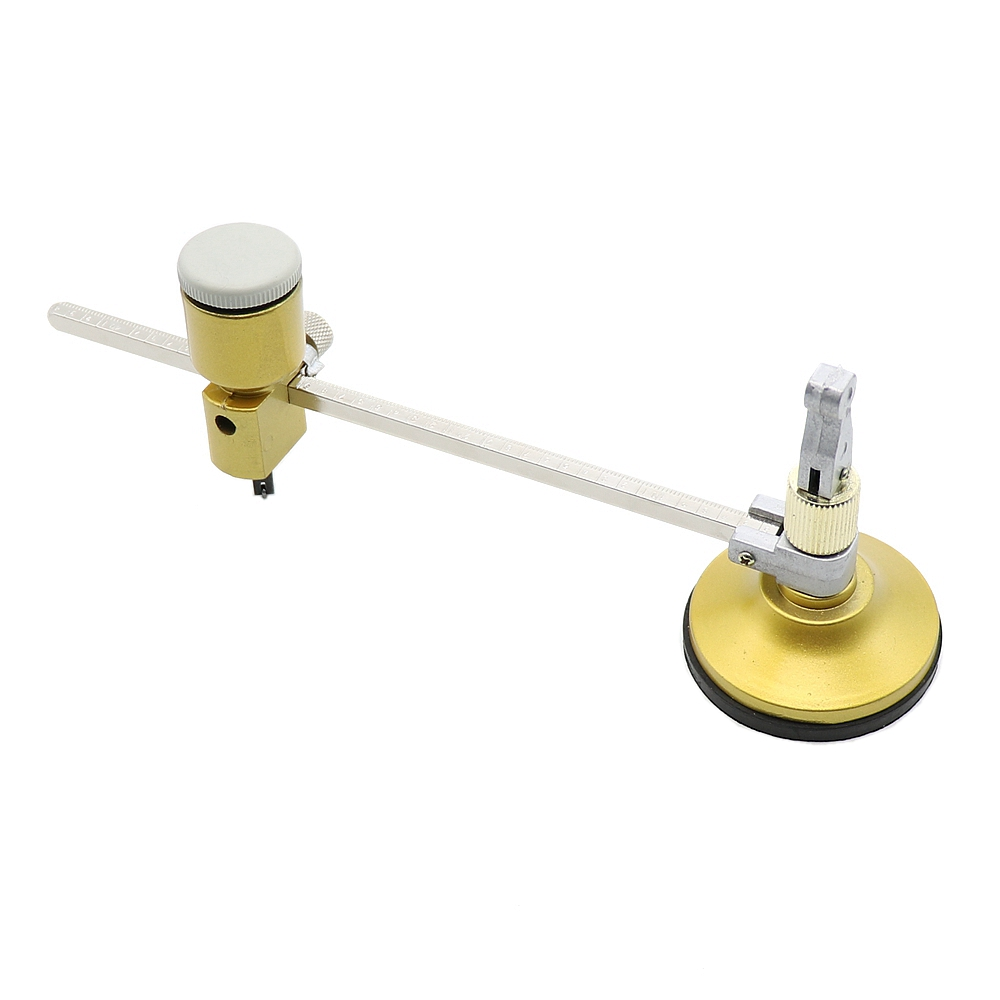 New Industry Glass Cutter 400mm Circle Diameter Compasses Cutting Glass Drill With Suction Cup Circular Free Shipping