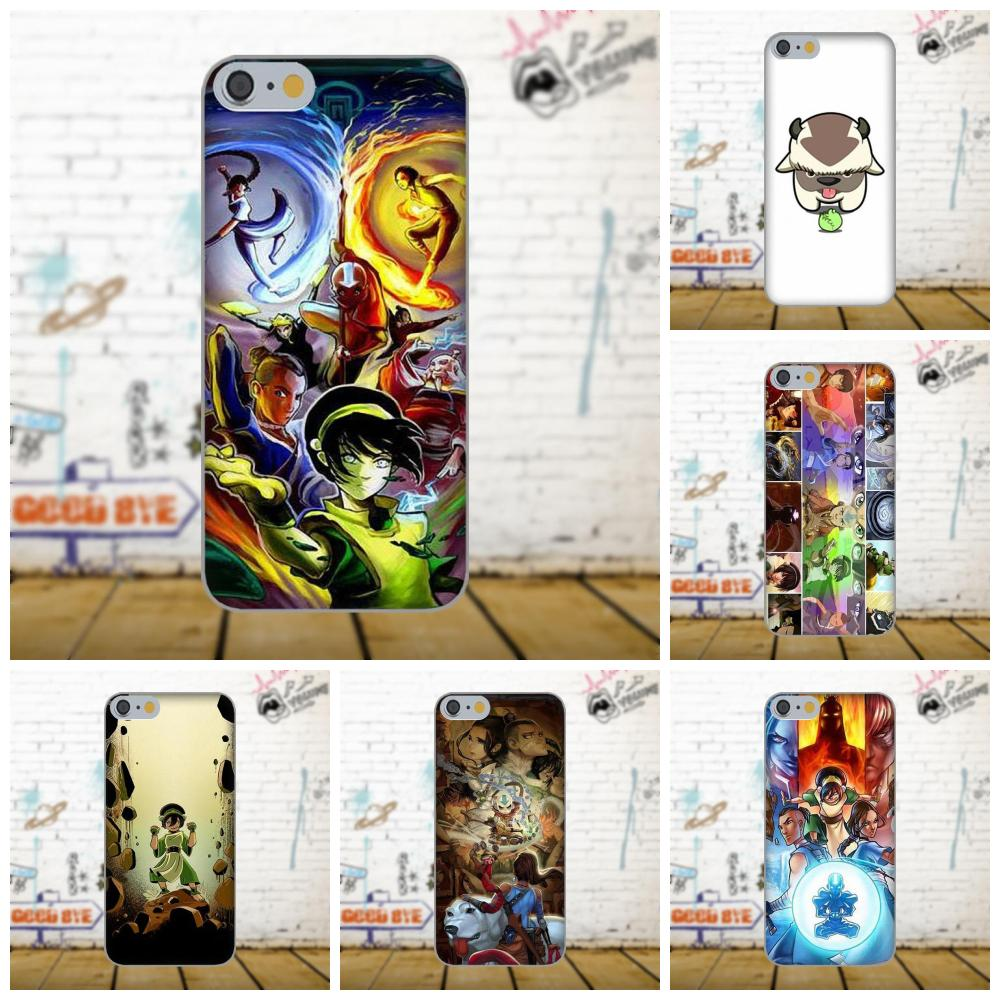 For Samsung Galaxy A3 A5 A7 J1 J3 J5 J7 S5 S6 S7 S8 S9 edge Plus 2016 2017 Soft TPU Cases Capa <font><b>Avatar</b></font> <font><b>Aang</b></font> The Last Airbender image