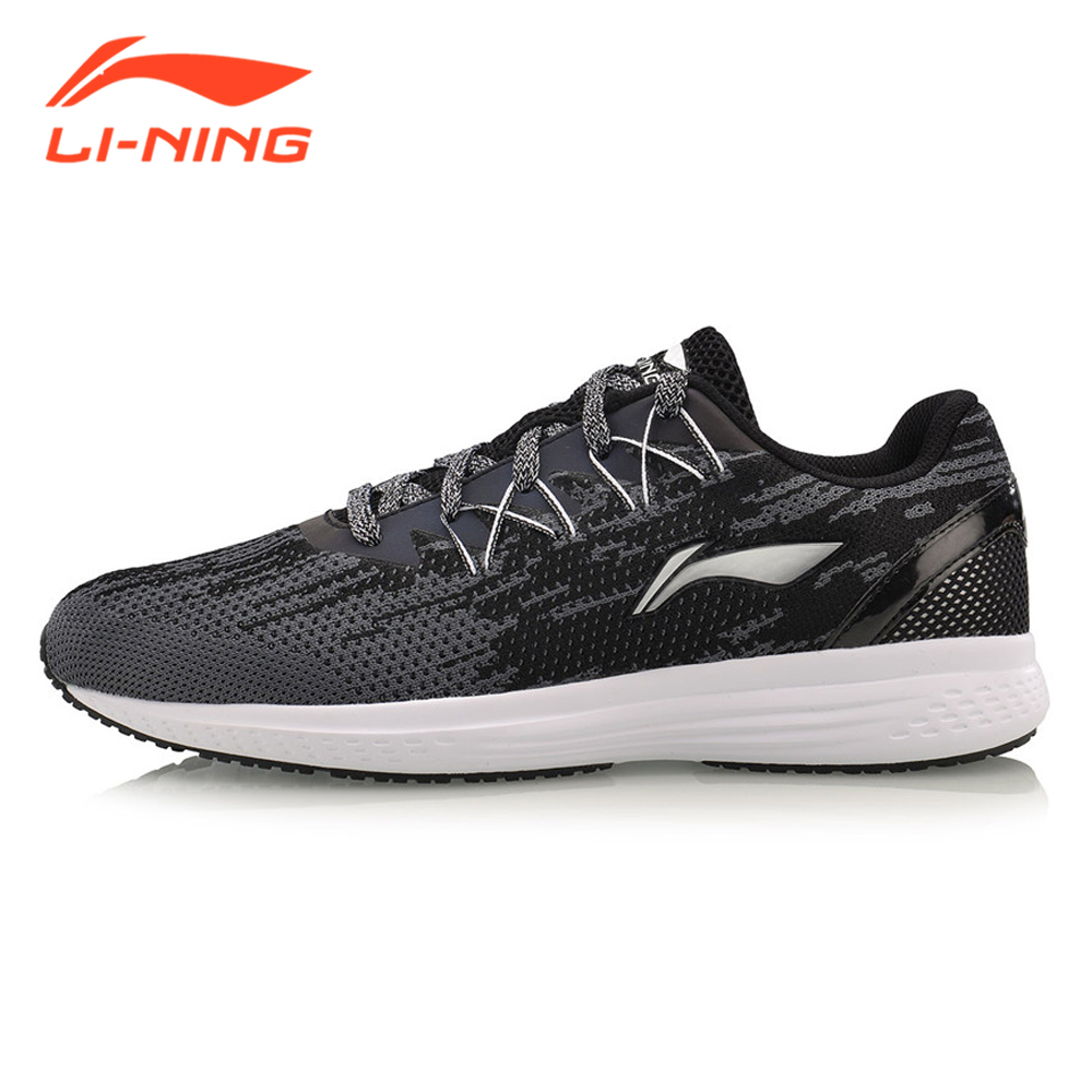 Li-Ning Men Running Shoes Original Brand Men's Cushion Sneakers Breathable Professinal Sports Shoes LiNing 2017 New ARHM063 peak sport speed eagle v men basketball shoes cushion 3 revolve tech sneakers breathable damping wear athletic boots eur 40 50