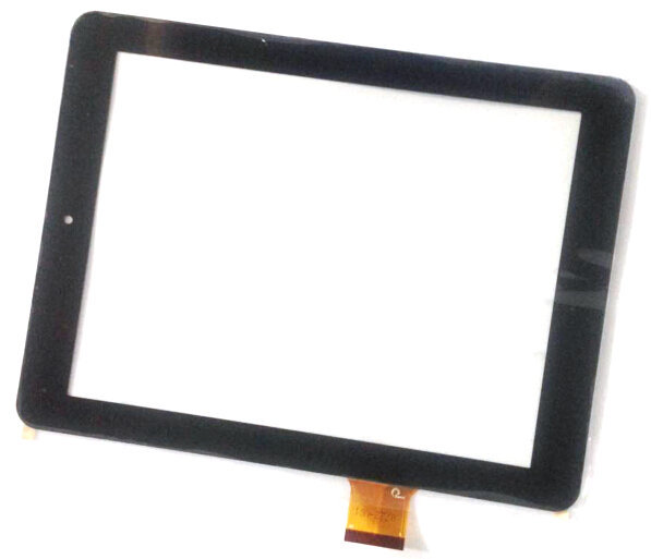 Black New 8 Explay ActiveD 8.2 3G Tablet Touch Screen Touch Panel Digitizer Glass Sensor Replacement Free Shipping explay для смартфона explay craft