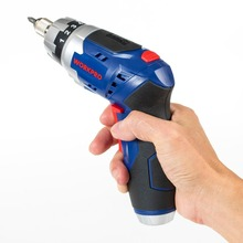 3.6V Cordless Electric Screwdriver with Rechargeable Battery