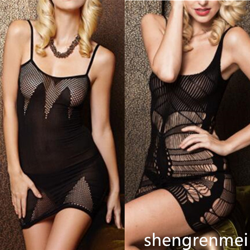 Shengrenmei Fashion Babydolls <font><b>Sexy</b></font> <font><b>Lingerie</b></font> New Underwear Women Exotic Apparel Dresses Female <font><b>Intimates</b></font> sex Nightgown Costumes image