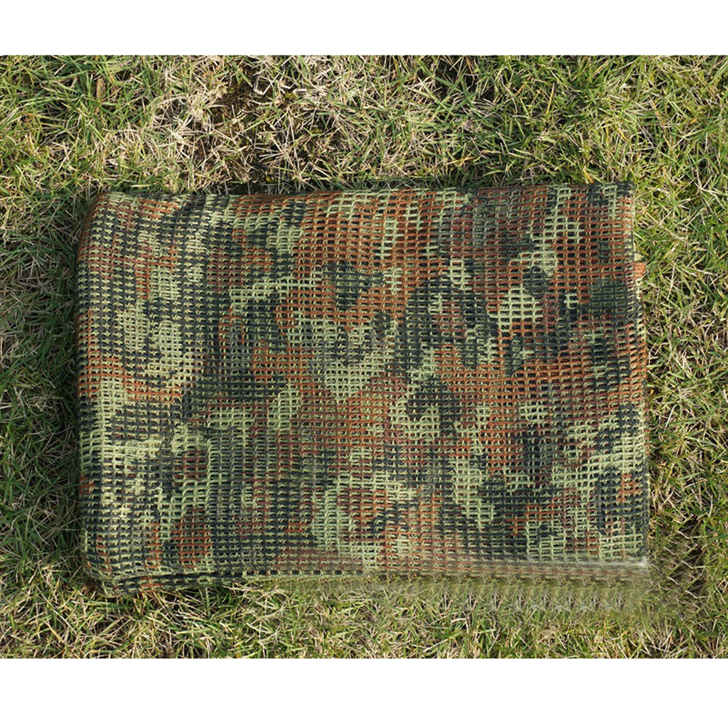 Tactical Scrim Net Commando Hunting Camouflage Face Veil Scarf Netting Outdoor Hunting Equipment190x90cm