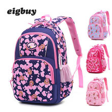 Children Backpacks For Teenagers Girls Waterproof School Backpack Book Bags Kids Child Orthopedics Schoolbags Boys Grades new fashion school bags for teenagers candy waterproof children school backpacks schoolbags for girls and boys kid travel bags