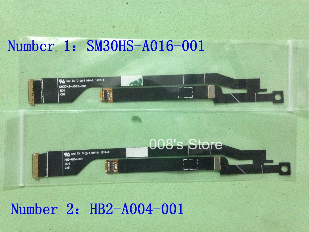 New LED LCD LVDS Cable For ACER Aspire S3-951 Ms2346 S3-951-2464G S3-391 S3-371 S3-351 SM30HS-A016-001 Or HB2-A004-001 Laptop