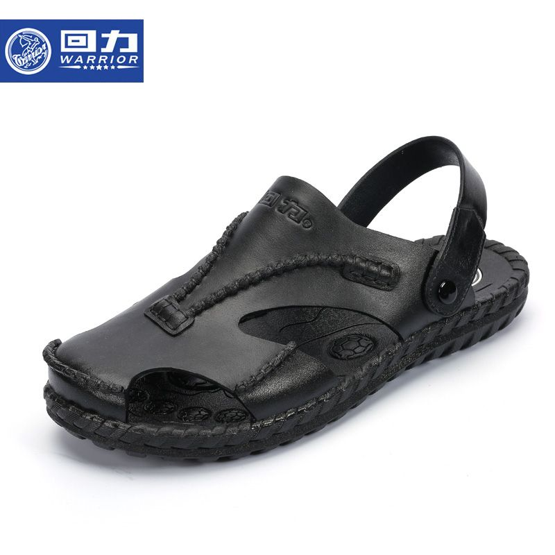 NEW arrival authentic Warrior hole slippers couple sandals mules and clogs garden shoes  ...