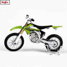 цена на Maisto 1:18 Kawasaki KX250F original authorized simulation alloy motorcycle model toy car