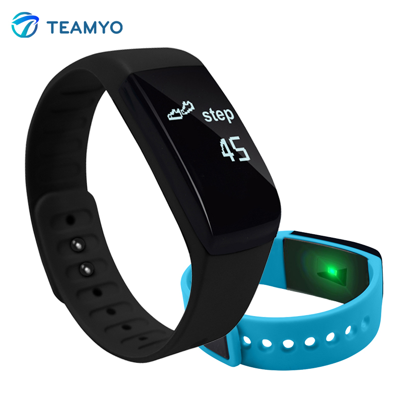 New Smart Band UP08 Bluetooth Heart Rate Monitor Pedometer Fitness Tracker Smart Bracelet For IOS Android