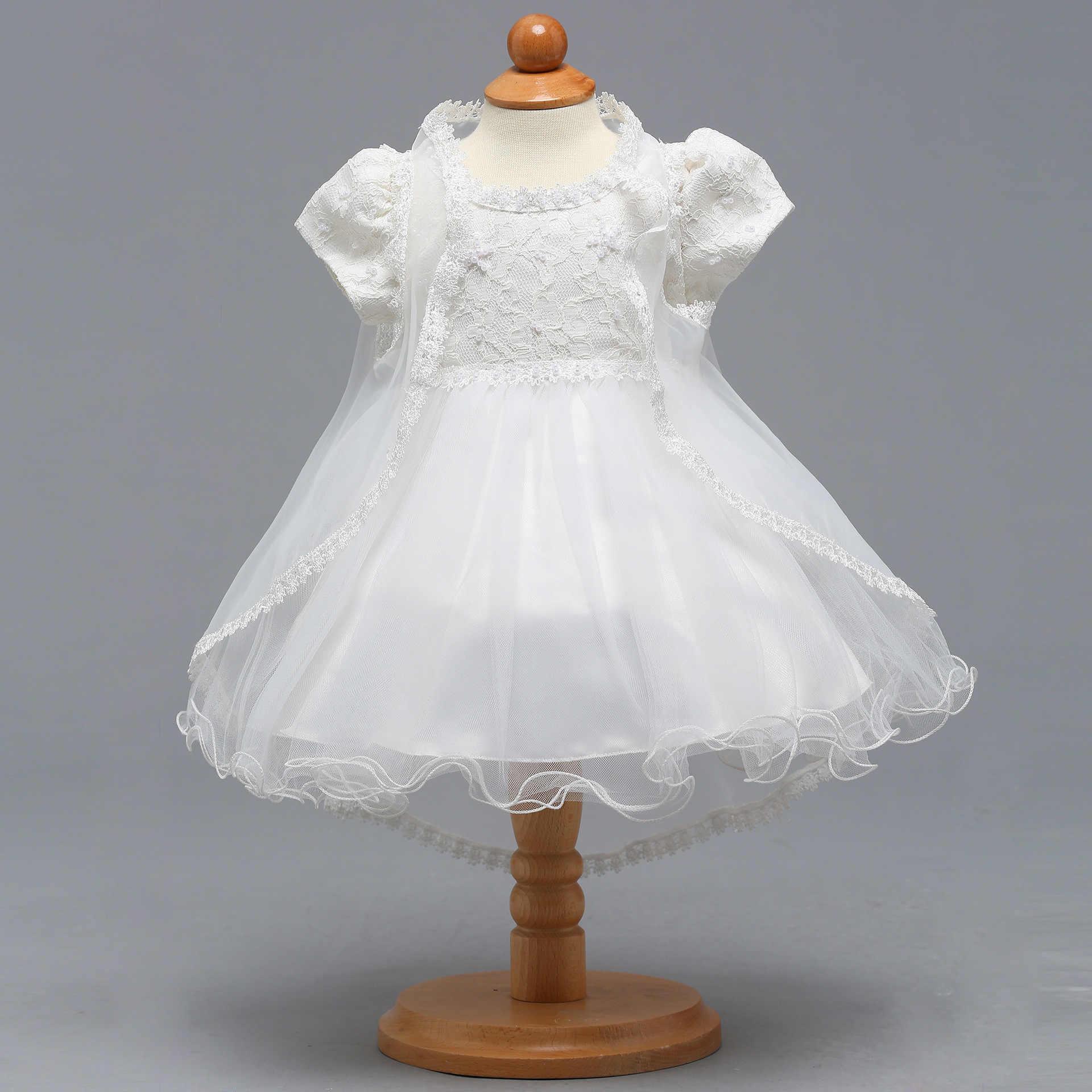 קיץ תינוק פנינת ציפורן מלא ירח יום הולדת נסיכת כותנה קוריאני שמלת רצועת קצר שרוול צעיף שתי חתיכות להגדיר ילדי בגדים