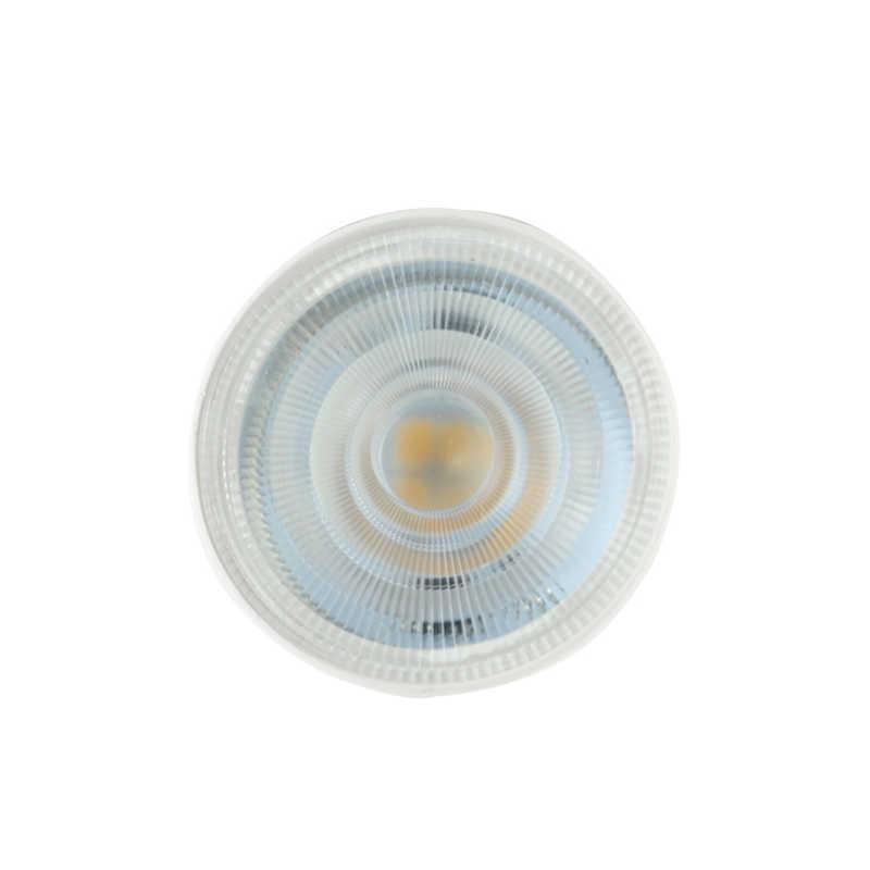 GU10 Светодиодный лампа MR16 светодиодный 220 V 6 W Светодиодный прожектор лампы нерегулируемая яркость теплый белый/холодный белый GU10 220 V Светодиодные пятно света внутреннее освещение