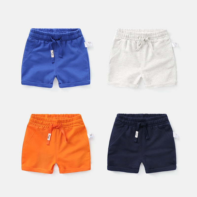 Baby sports pants shorts summer dress boys and girls children children children wear thin section FREE
