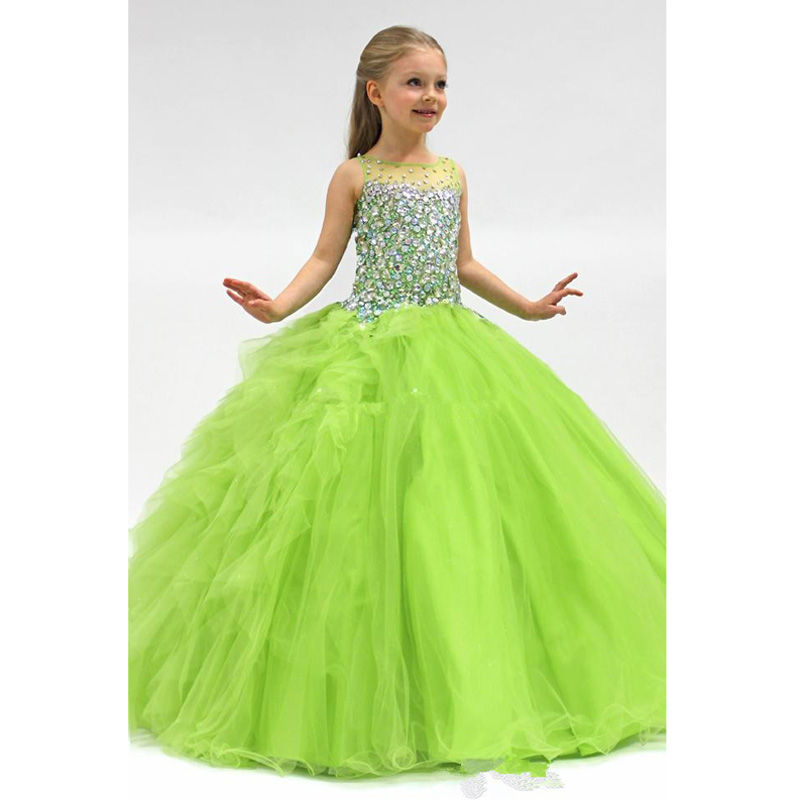 Popular Lime Green Ball Gowns-Buy Cheap Lime Green Ball Gowns lots ...