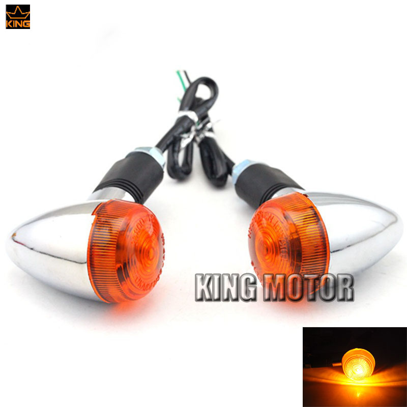 For YAMAHA XV 250/400/535/750/1100 Virago Motorcycle Accessories Turn Signal Indicator Light Blinker Lamp Bulb стоимость