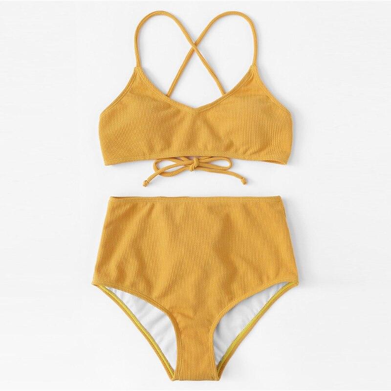 Bottoms Bikini Set 4