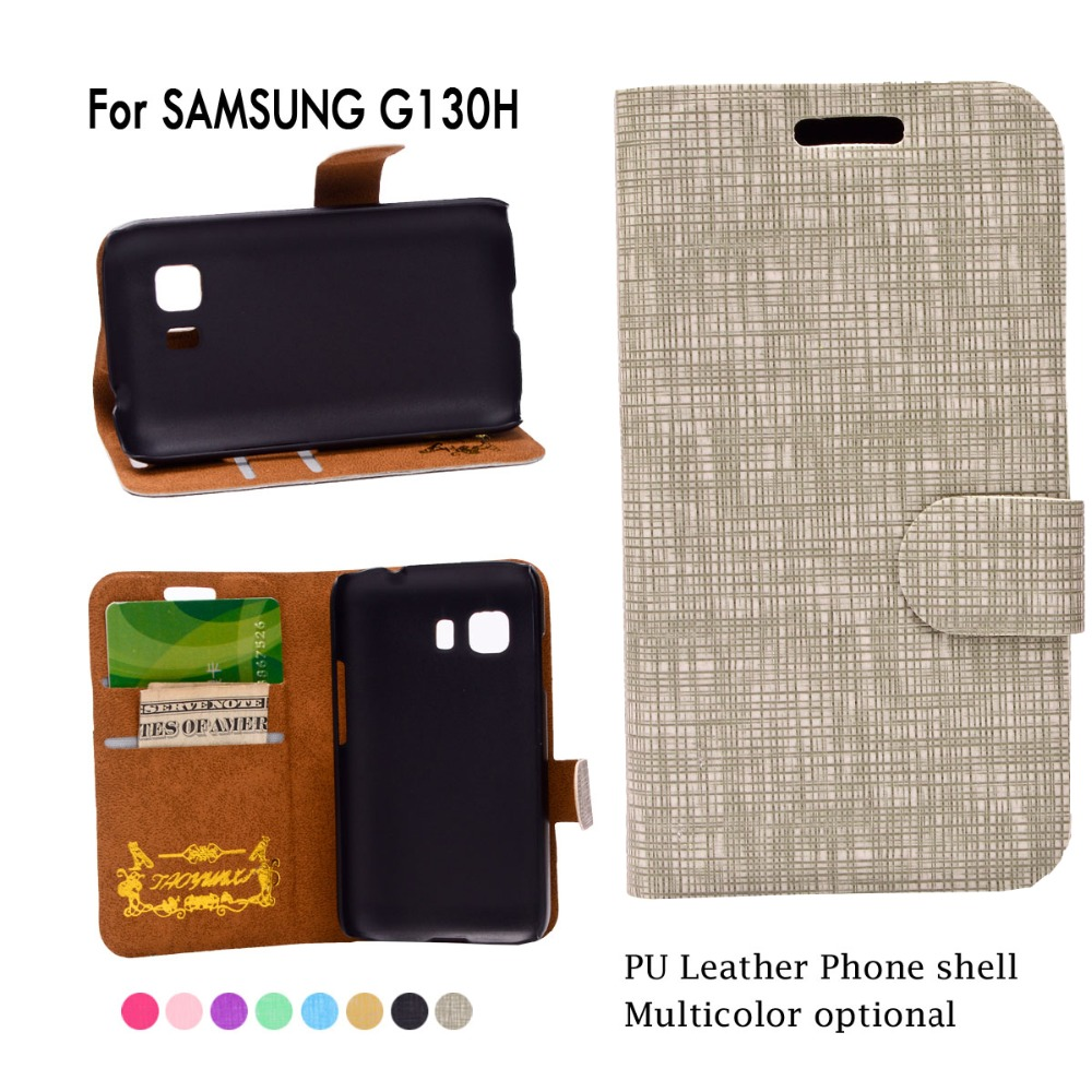 Luxury Wallet Leather Case For <font><b>Samsung</b></font> <font><b>Galaxy</b></font> <font><b>Ace</b></font> <font><b>4</b></font> Lite G313 G313H <font><b>SM</b></font>-G313H <font><b>Ace</b></font> <font><b>4</b></font> <font><b>Neo</b></font> <font><b>SM</b></font>-<font><b>G318H</b></font> Protect phone case HLW image