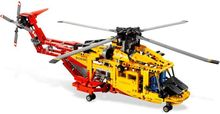 Bricks Toy  bricks China brand 3357 Compatible with Lego Technic Helicopter 9396