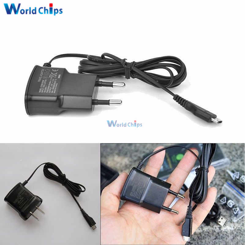 EU Plug 5V Fast Charge Charging Micro USB Charger Adapter For HTC LG Sony Cell Phones 70cm Cable