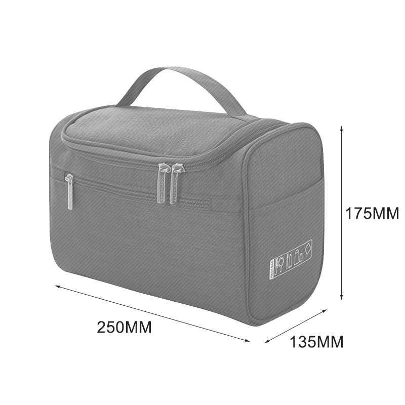 JULY'S SONG корейский Портативный косметический мешок многофункциональный упаковка сумка-Органайзер черный Водонепроницаемый дорожная сумка для хранения