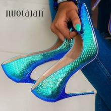 2019 Spring Brand Shoes Woman High Heels Womens Lady Pumps H
