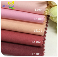 1M/Worsted wool wool cloth new winter clothing color pink suit pants jacket fabric wrinkle grade