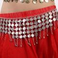 Золото Серебро Старинные Пояса Женщин Монета Шарм Талии Цепи Застежка Спереди Тянутся Металлические Пояса Тощий Эластичный Ceinture Cinturones Mujer
