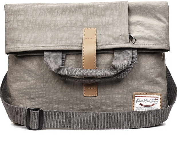 Casual Men Cloth Briefcase Youth Shoulder Outgoing Business Bags Simple Style Mens Commuter Laptop Bags Bolso Hombre D601