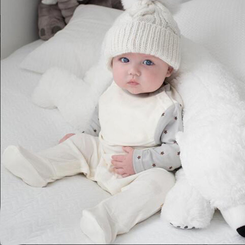 73CM Baby White Polar Bear Cushion Stuffed Animals Doll Kawaii Plush Polar Bear Soft Toy Plush Toys Children's Room Decoration newborn baby animal white tiger stuffed plush kawaii pillow plush baby soft toy kids toys for children s room decoration doll