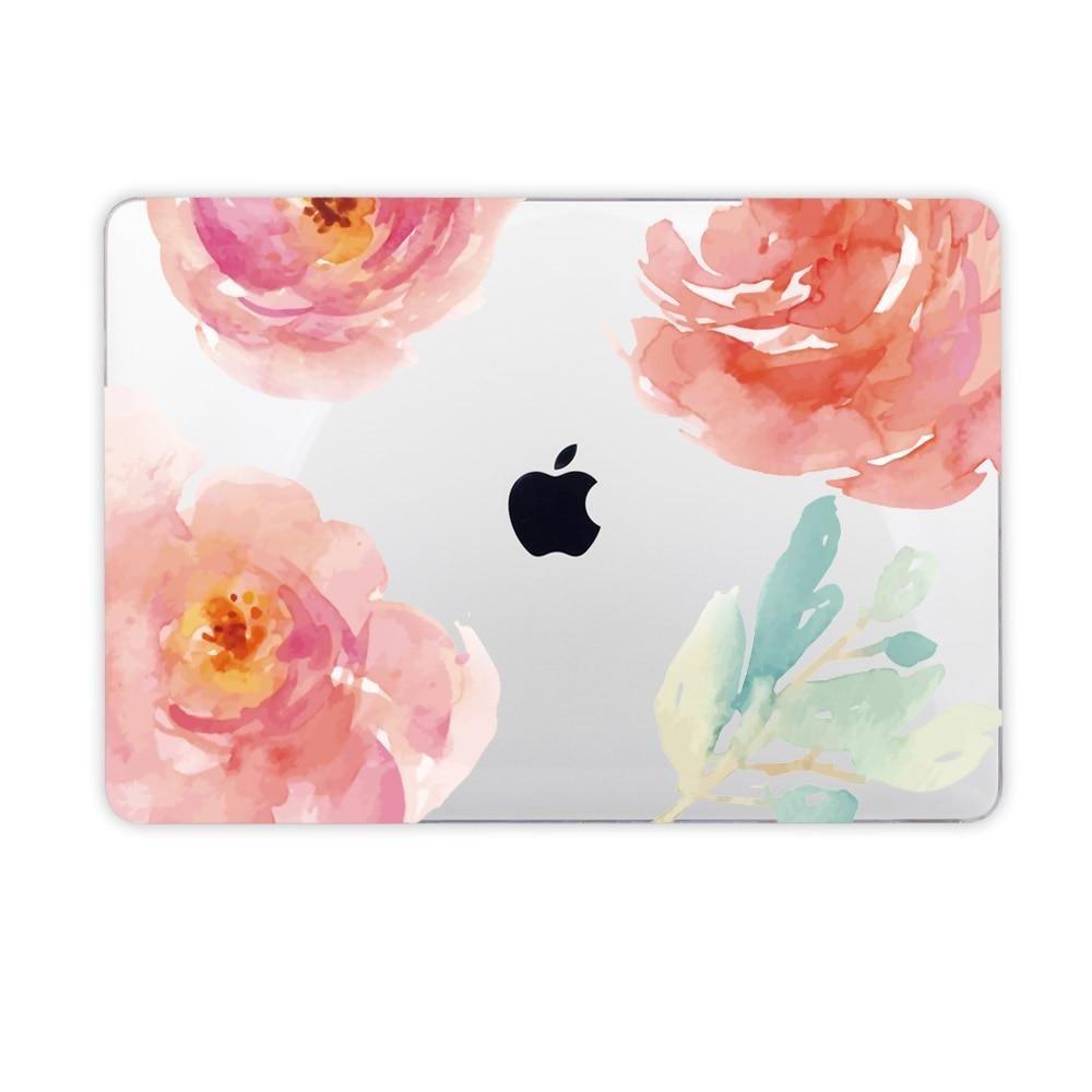 Redlai Rose & Floral Laptop Sleeve Hoesje Voor Apple Macbook Air 13.3 - Notebook accessoires - Foto 3