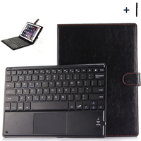 9 10 Inch Universal Bluetooth Keyboard Case For ASUS Lenovo Huawei Tablet Flip Wireless Keyboard Leather