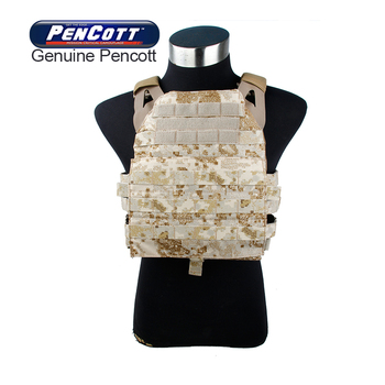 2017 RPT015-SS jpc2.0 2016 version Tactical Vest PenCott SandStorm exported fabric Military Tactical vest