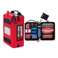 Mini First Aid Kits Survival Gear Medical Trauma Kit Rescue Bag Kit Car Bag Emergency Kits