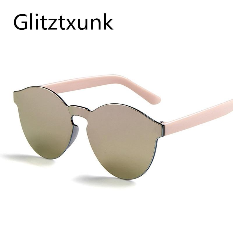 Espelho UV400 Glitztxunk Crianças Óculos De Sol Meninos Meninas Crianças  Esportes óculos de Sol Óculos de 70c000261c
