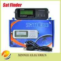 Original Sathero SH-100HD Pocket Digital Satellite Finder Satellite Meter HD Signal Sat Finder with DVBS2 USB 2.0