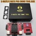 E-mate box Эмате pro box E-гнездо EMMC ИНСТРУМЕНТ все в 1 поддержка BGA-153/169, BGA-162/186, BGA-529, BGA-221 Бесплатная доставка