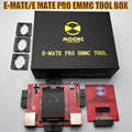 E-mate box Emate pro box E-Socket EMMC TOOL all in 1 support BGA -153/169, BGA -162/186, BGA -529, BGA -221 Free shipping