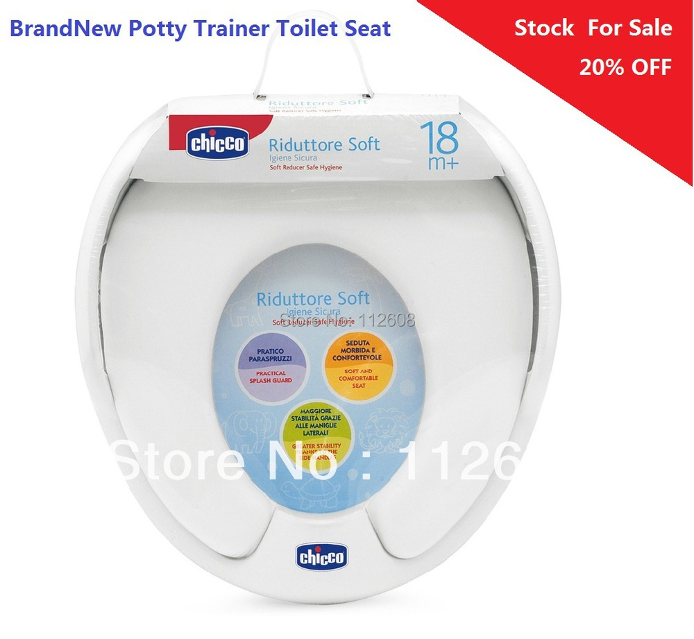 Free Shipping Brand New Chicco Baby Potty Trainer Toilet Seat Last ...