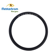 Mettzchrom wide band Pro Uv filter 49mm 52mm 55mm 58mm 62mm 67mm 72mm 77mm 82mm PRO UV Filter with case