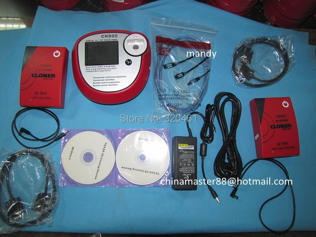 Aliexpress.com : Buy New DHL Free Shipping Original CN900 Key ...