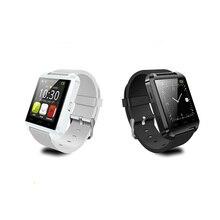 Smartwatch U8PLUS Bluetooth Health Mp3 Waterproof Pedometer Wearable Device Android Smart Watch Phone