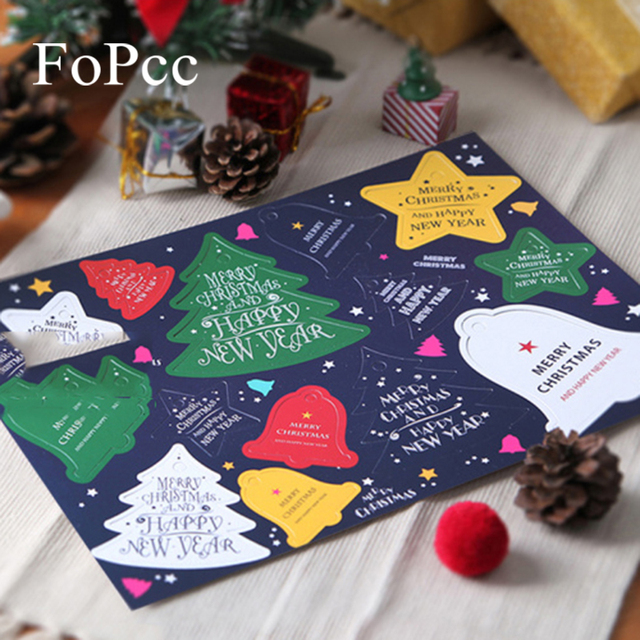 2pcslot christmas decorative craft paper gifts tags for candy coookies package box wedding favor
