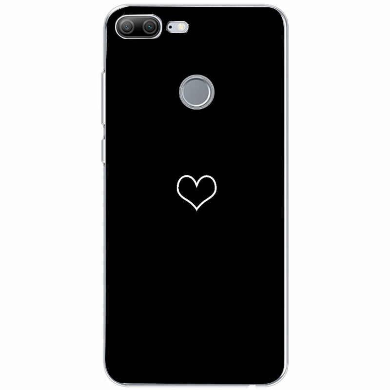 شفافة حالة على لهواوي الشرف 9 لايت 9 الحيوان نمط حافظة لهاتف Huawei P20 لايت برو P الذكية التمتع 7s P10 لايت لينة غطاء