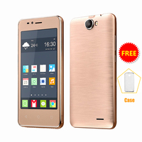 SERVO H5 4.5 inch Android 6.0 Spreadtrum7731C Quad Core 1.2GHz smart phone 5.0MP WCDMA cellphone Multi-language smartphone P067