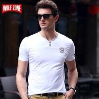 T Shirt Brand Clothing Tshirt Homme Men Shirts Fashion 2017 Camiseta Masculina Casual Cotton Short Compression