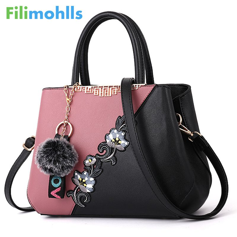 2019 Spring New Handbags Simple European Style Fashion Explosion Temperament Shoulder Bag crossbody bags for women S1462