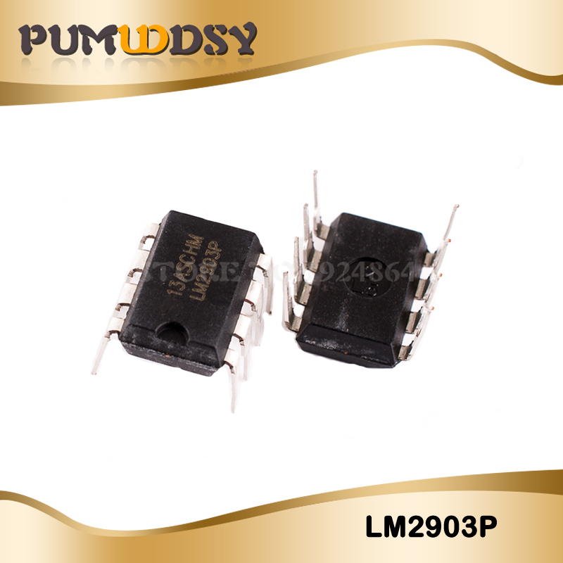 10pcs/lot Free shipping LM2903 LM2903N LM2903P DIP8 differen