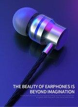 Auricular profesional con auriculares estéreo con micrófono para teléfono móvil Samsung Xiaomi huawei tipo de moda