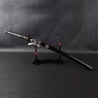 Shijian Swords Kill Bill Nhật Katana Samurai Kiếm Con Dao Dài Mangan Steel Full Tang Sharp Tameshigiri Ba Đẹp Present
