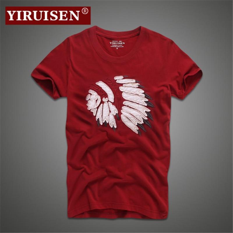 2018 New Fashion Famous Brand Hollistic Homens T Shirt 100 % Cotton Abercr For Ombi Men T-shirt Homme