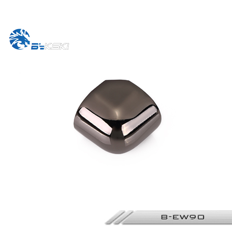 Image 2 - Bykski B EW90 90 Degree Elbow Connector G1/4 Dual Female Water Cooling Fitting-in Fans & Cooling from Computer & Office