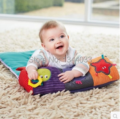 Baby Multifunctional Toys Pillow Blanket Baby Activity Floor Seat Baby Play  Mat Game Pad Mat For Children Educational Carpet